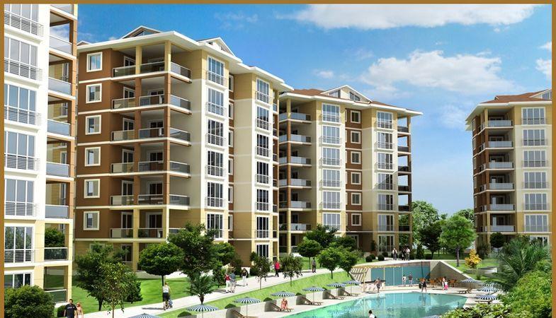 Akasya Evleri 595 bin TL'den satışta