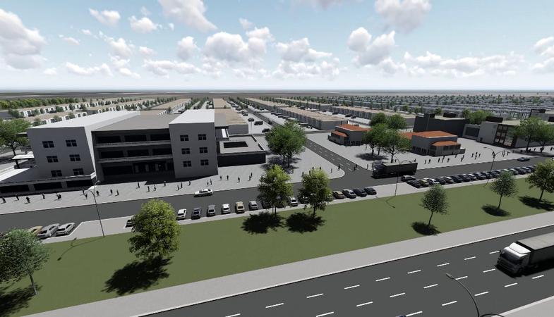 Aksaray'da sanayi sitesi dönüşüm projesinin ihalesi düzenlendi