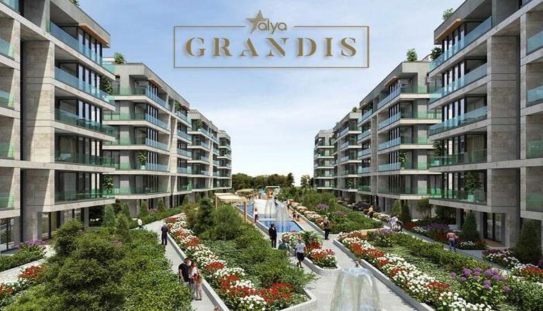 Alya Grandis 100 milyon TL büyüklükle yükseliyor