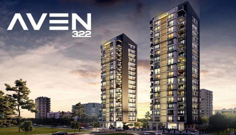 Aven 322 Adana'da inşa ediliyor