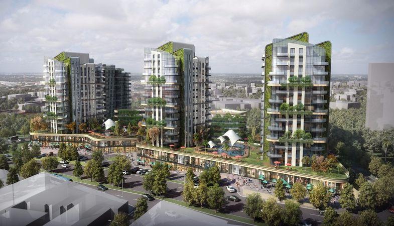 Bahçelievler'de 3 bin 300 yapı kentsel dönüşümle yenilendi