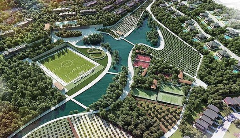 Baraka Mimarlık Riva projesi üstlendi
