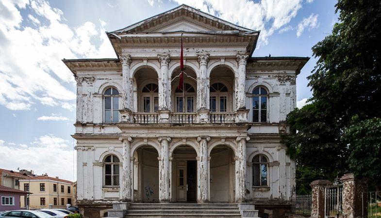 Edirne'deki cumbalı konaklar yenilenecek