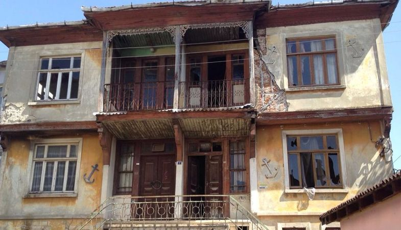 Ereğli'deki eski yapıların restorasyon ihalesi yapıldı