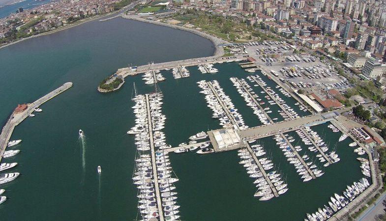 Fenerbahçe-Kalamış Yat Limanı'nın son teklif verme tarihi uzatıldı