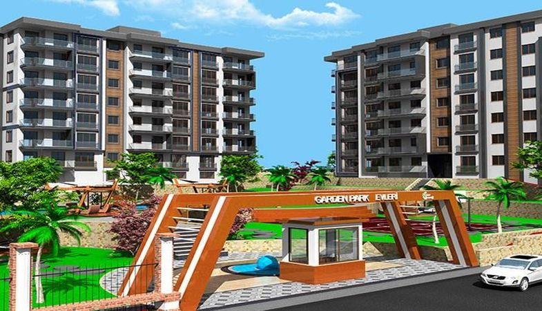 Gardenpark Evleri 300 bin TL'den satışta