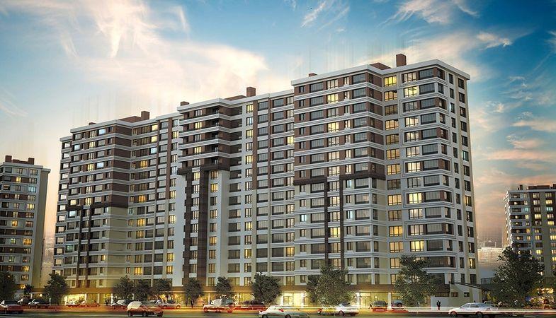 Golden Center 3 projesi 155 bin TL'den satışta