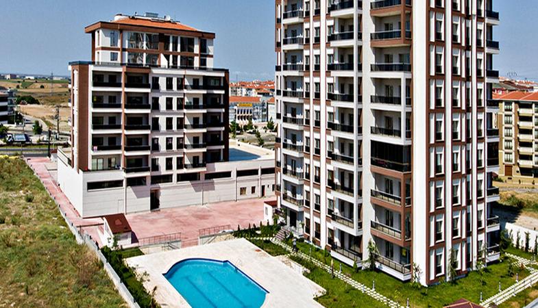 Luxia Park Konakları 300 bin TL'den satışta