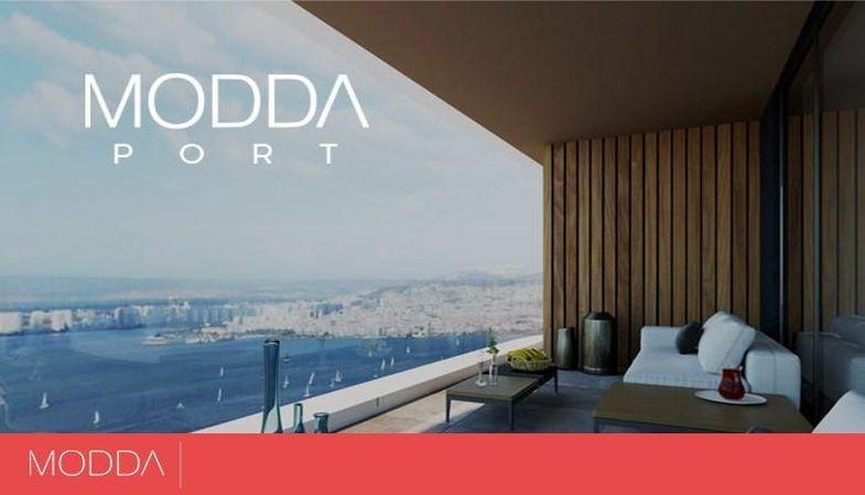 Modda Port İzmir'de yükseliyor