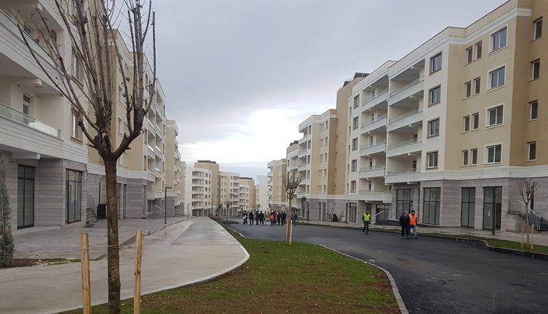 TOKİ Şanlıurfa Maşuk'ta mahalle kültürünü yaşayacak