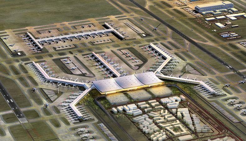 3. Havalimanında ticari birimlere firmalardan yoğun ilgi