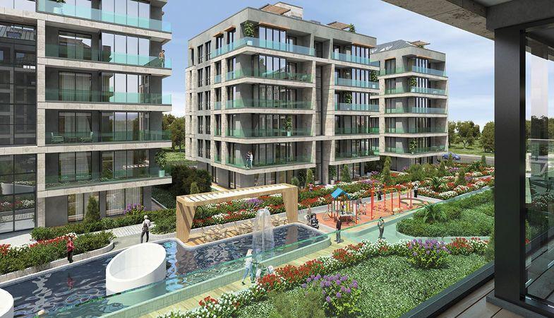 Alya Grandis yatırımcılara geniş penthouse sunuyor