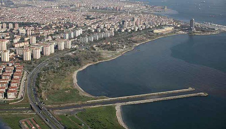 Ataköy sahilinde TOKİ Park inşa edilecek