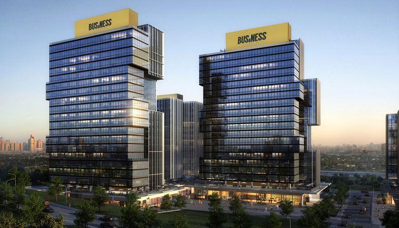 Business İstanbul'da 2. etap satışları yakında