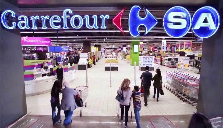 Carrefoursa Bayrampaşa'nın satışı yapıldı