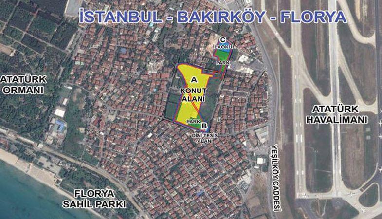 Galatasaray Florya Metin Oktay Tesisleri satışa sunuldu
