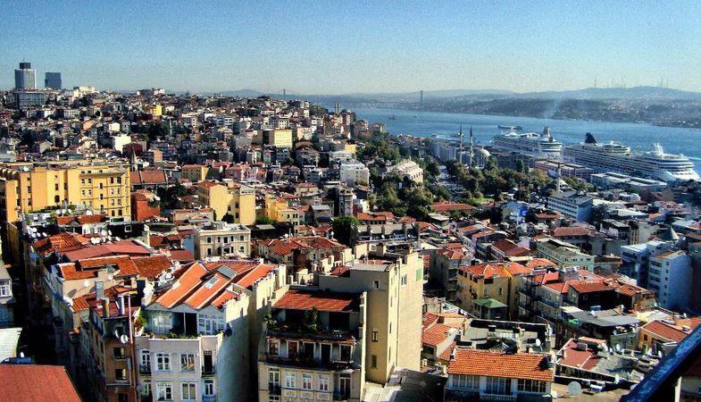 İstanbul'da 16 bölgenin imar planı askıya çıktı