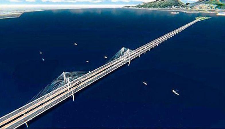 İzmir Körfez Geçişi projesinde ÇED süreçleri bitti