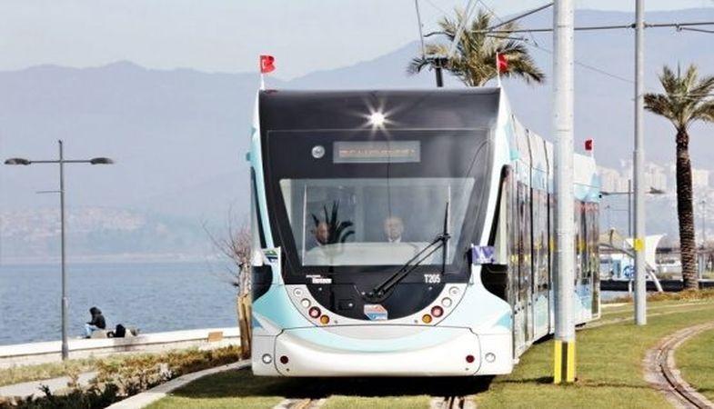 Konak Tramvayı Cumartesi günü açılıyor