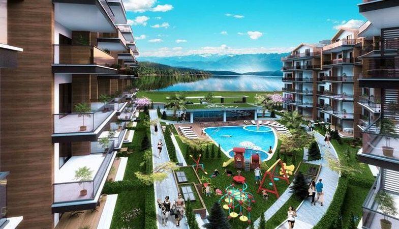 Lake City projesi uygun fiyatlarla kaliteli yaşam alanı sunuyor