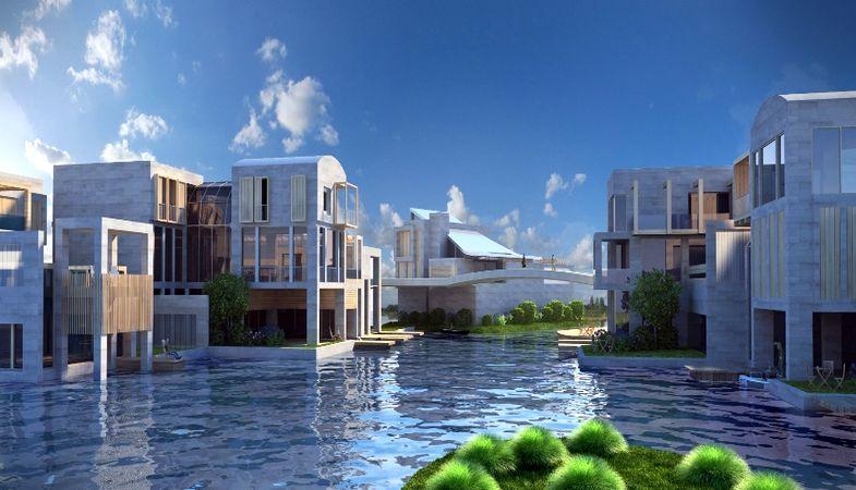Lilyum Premium Evleri 385 bin TL'den başlıyor