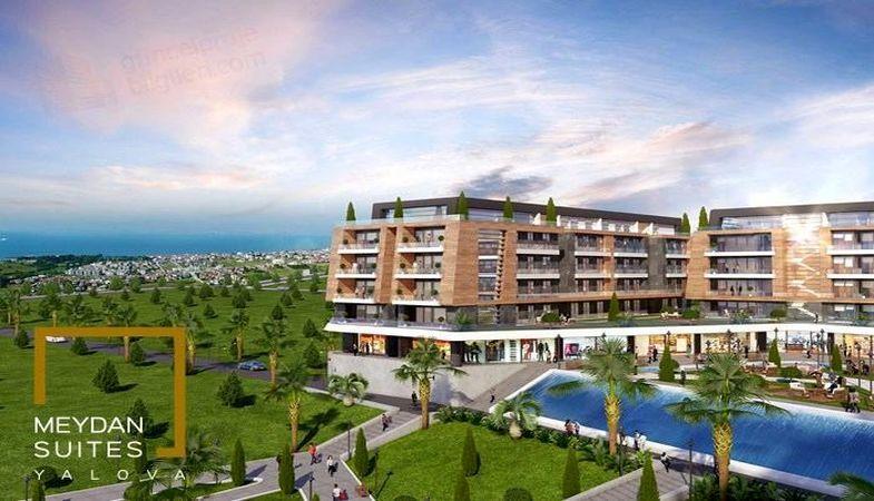 Meydan Suites Yalova projesi ile prestijli bir yaşam alanı doğuyor