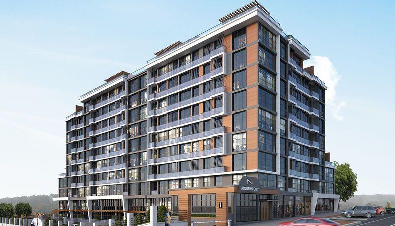 Modern City Bahçelievler projesi ile prestijli bir yaşam alanı doğuyor