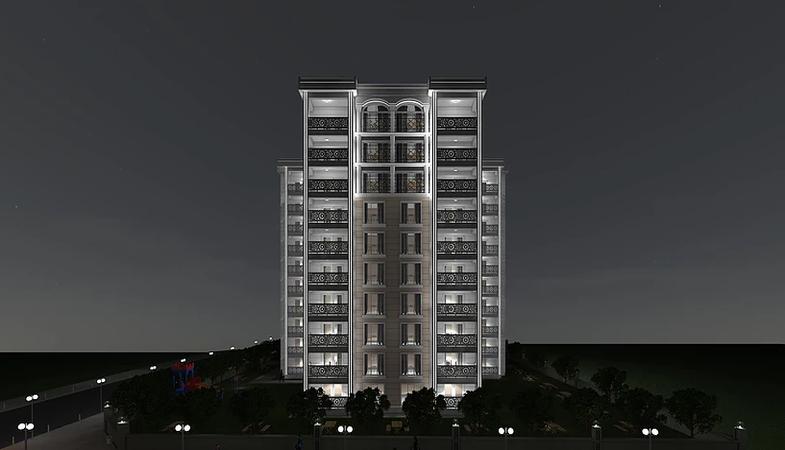 Park Palace Esenler'de 390 bin TL'ye 3+1 imkanı