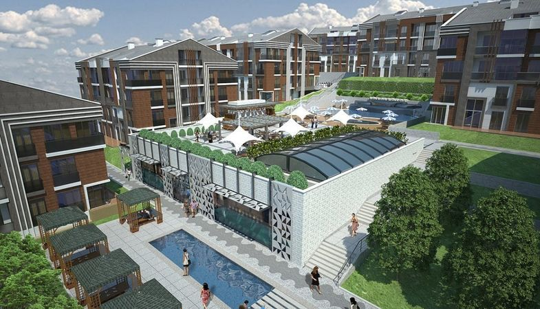 Premium Loft projesi Yalova'da yükseliyor