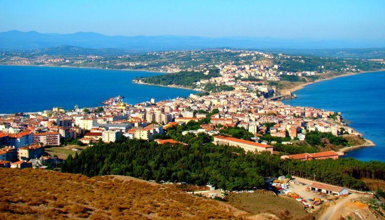 Sinop'ta 13 milyon TL'lik inşaat projesi ihale edilecek