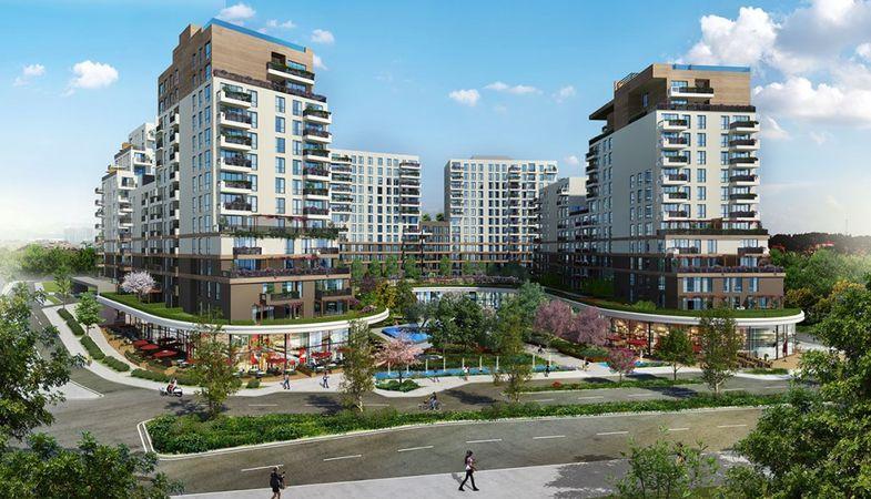 Sinpaş Metrolife projesi 366 bin TL'den başlıyor