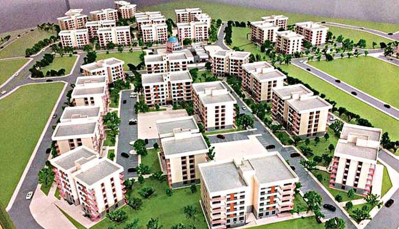 TOKİ Şırnak'ta 9 bin 215 konut inşa ediyor