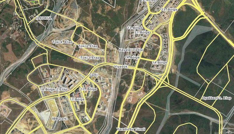 TOKİ'den Kayaşehir 22. Bölgeye yeni projede