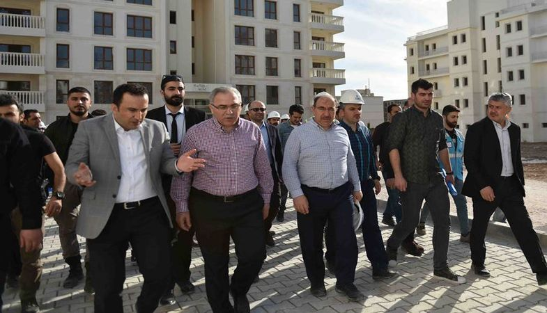 TOKİ'den Nusaybin'e 5 bin 53 konut