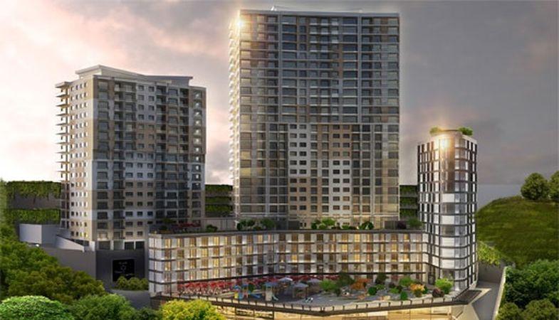 Trio Towers Zonguldak'ta yükseliyor