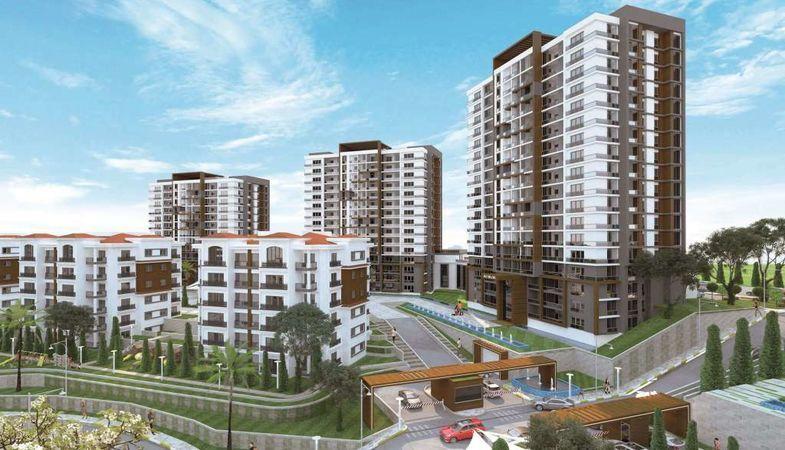 Vadişehir Başakşehir projesine Borpanel dokunuşu