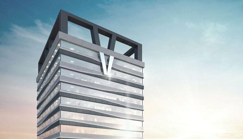 Vogue Trade Center projesi Ataşehir'de yükseliyor