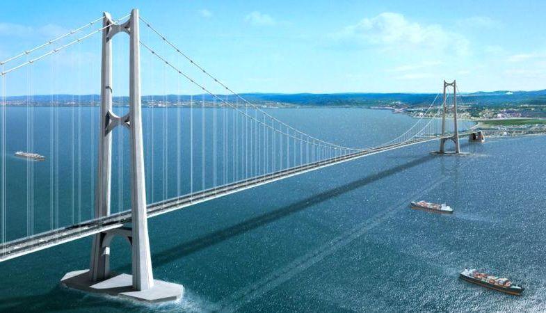 1915 Çanakkale Köprüsü 1,5 yıl erken açılacak