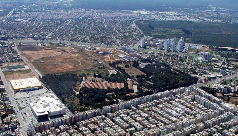 Antalya Büyükşehir Belediyesi'nden Kepez'de satılık arsa
