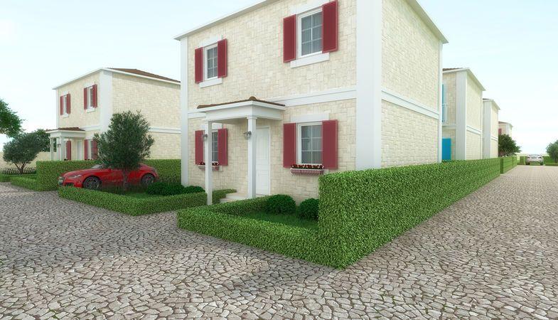 Bademli Taş Evler ile uygun fiyata villa sahibi olma fırsatı