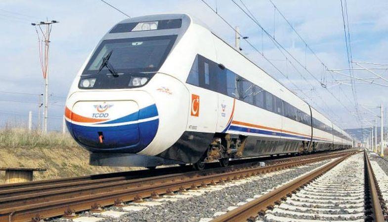 Bursalılara hızlı tren müjdesi!
