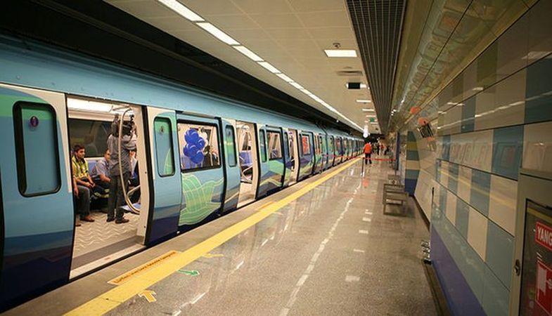 Kabataş-Mecidiyeköy-Mahmutbey metro hattı çalışmasında sona gelindi