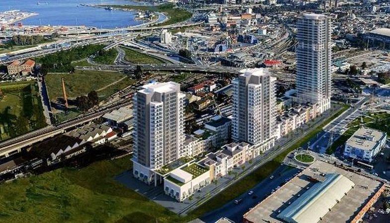 Megapol İzmir projesi Konak'ta hayat buluyor