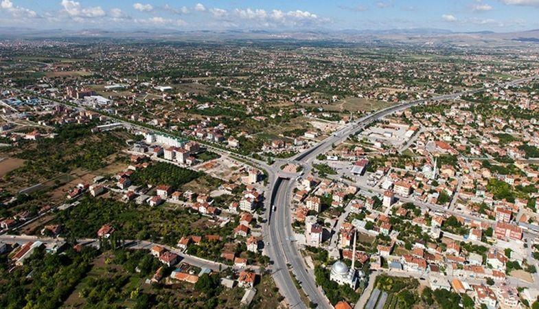 Meram Belediyesi'nden satılık arsa