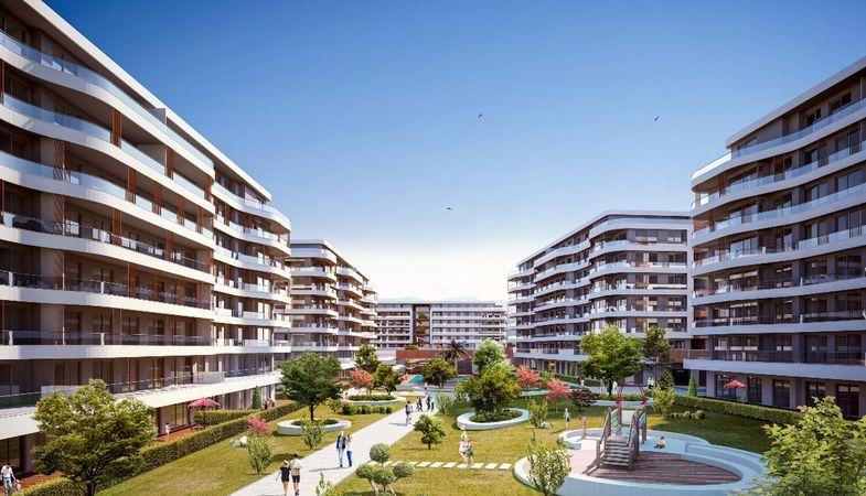 Panula Balat projesi ile seçkin bir yaşam alanı doğuyor