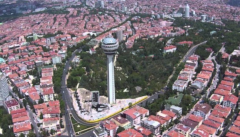 Ankara Büyükşehir Belediyesi'nden 2 ilçede satılık arsa