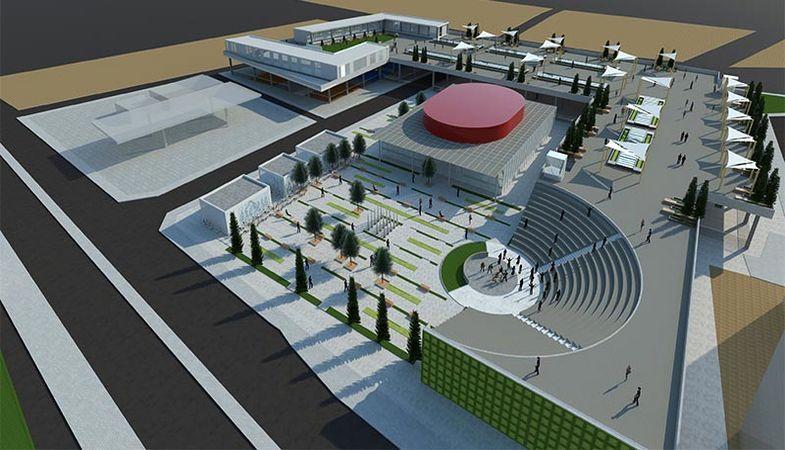 Buca Çarşı İzmir'in cazibe merkezi olacak