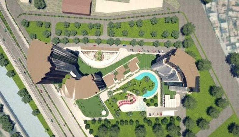 Folkart Yapı Halkapınar'da proje hayata geçirecek