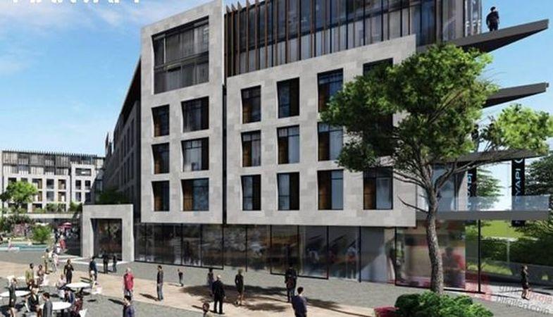 G Hub projesi Sefaköy'de yükseliyor