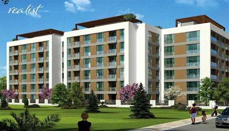 Gelecek Realist Tuzla Projesi 215 bin TL'den başlayan fiyatlarla alıcılarını bekliyor